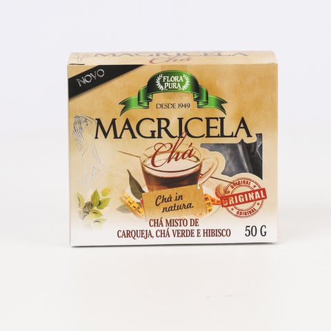 Magricela Chá In Natura 50g